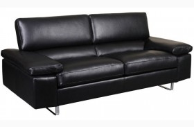 Fiona Leather Sofa