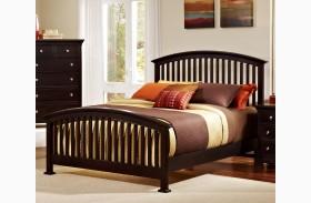 Forsyth Merlot Arched Bed
