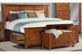 Grant Park Pecan Storage Bed