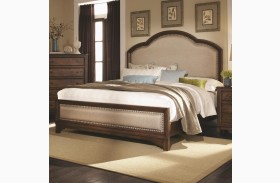 Laughton Panel Bed