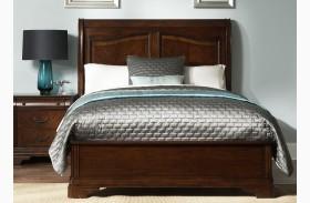 Alexandria Panel Bed