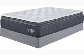 White Pillowtop Mattress