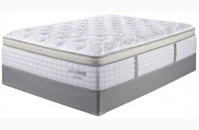 Mt Dana ET Blue & White Youth Mattress