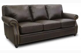 Mason Italian Leather Sofa