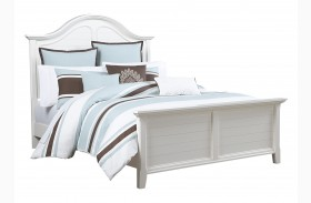 Mirren Harbor Arched Panel Bed