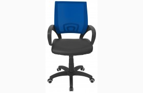 Officer Office Blue Finish Chair
