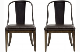 Weston Loft Dining Side Chair Set of 2