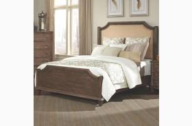Dalgarno Mushroom Panel Bed