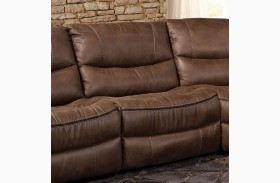 Remus Stone Armless Recliner