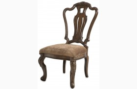 Rochelle Chestnut Dining Side Chair