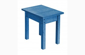 Generations Blue Side Table