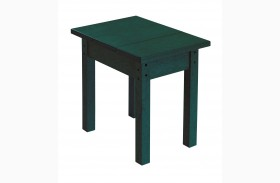 Generations Green Side Table