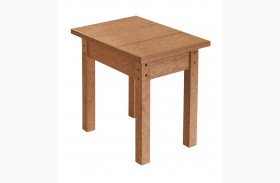 Generations Cedar Side Table
