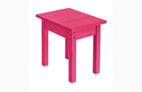 Generations Fuschia Side Table