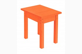 Generations Orange Side Table