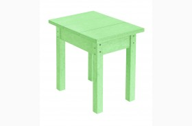 Generations Lime Green  Side Table