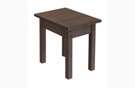 Generations Chocolate Side Table