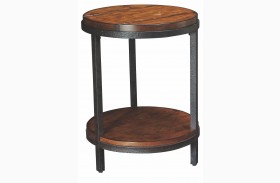 Baja Vintage Umber End Table
