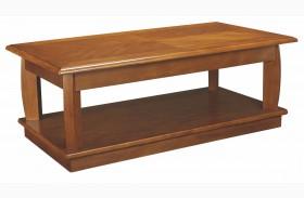 Ascend Medium Oak Rectangular Cocktail Table