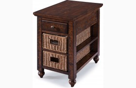 Cottage Lane Coffee Chair Side End Table