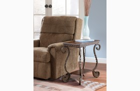 Rafferty End Table T382-7