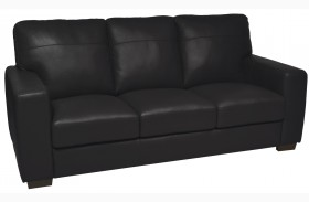 Timothy Italian Leather Sofa