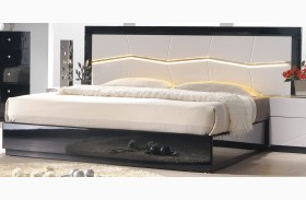 Turin Platform  Bed