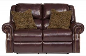Walworth Blackcherry Loveseat