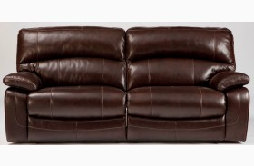 Damacio Dark 2 Seat Reclining Sofa