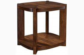 Ryleigh Scround Finish End Table