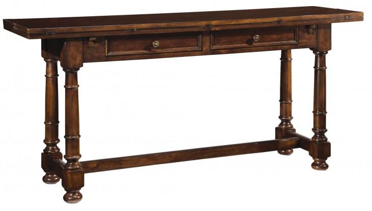 Egerton Flip Top Console Table