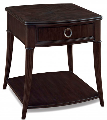 Optum Drawer End Table
