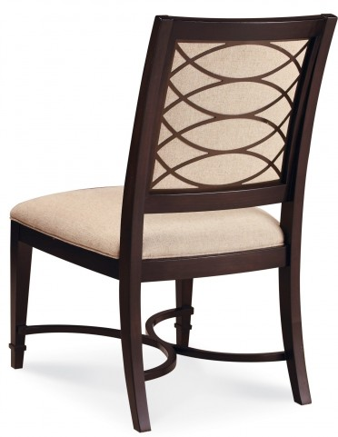 Intrigue Upholstered Side Chair Set of 2