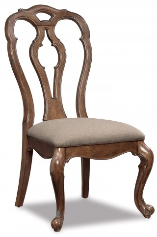 Cotswold Splat Back Side Chair Set of 2
