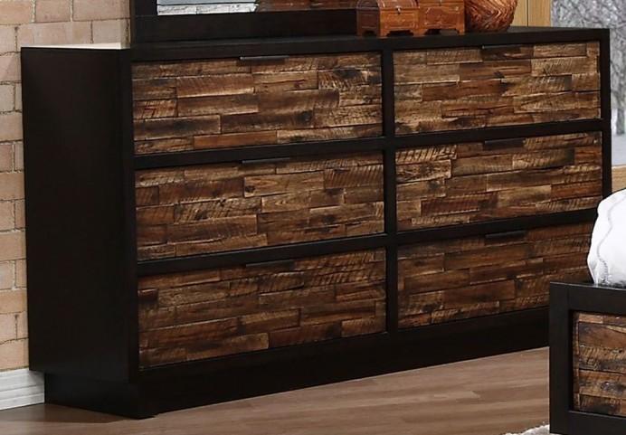 Makeeda Rustic Dresser