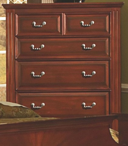 Drayton Hall Bordeaux 6 Drawer Chest