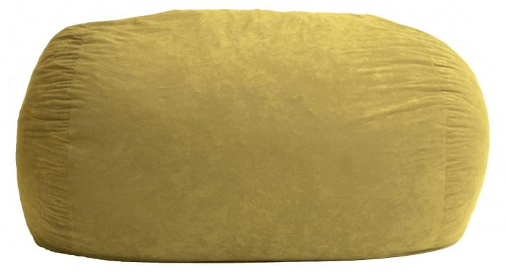Big Joe XL Fuf Sand Dune Suede Comfort Bean Bag