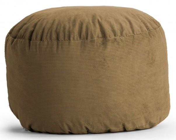 Big Joe Large Fuf Coffee Wide Wale Corduroy Bean Bag
