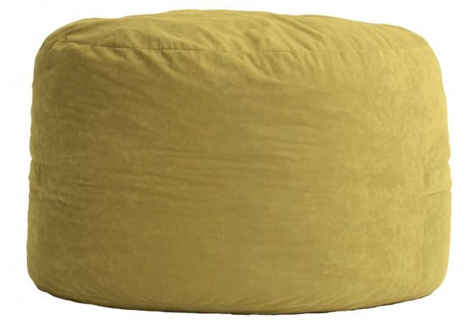 Fuf Small Sand Dune Comfort Suede Bean Bag