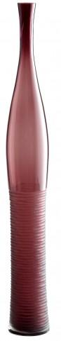 Amethyst Large Bottle Vase