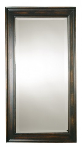 Palmer Dark Wood Mirror