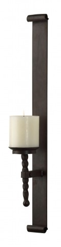 Post Wall Candleholder