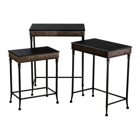 Empire Nesting Tables Set of 3