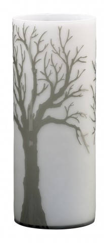 Oak Alley Large Vase