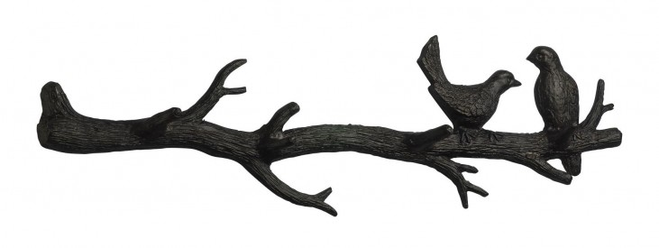 Bird Branch Coat Hook