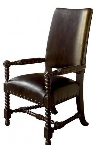 Kingstown Rich Tamarind Edwards Arm Chair