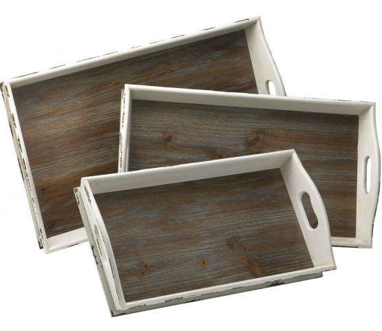 Alder Nesting Trays Set of 3