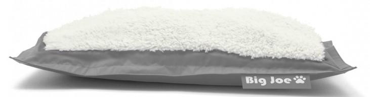 Big Joe Pet Bed Large Pillow Grey SmartMax
