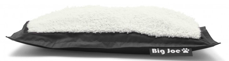 Big Joe Pet Bed Large Pillow Black SmartMax