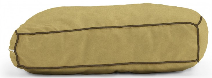 Big Joe Wuf Fuf Pet Bed Small Pillow Sand Dune Microsuede